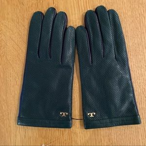 NEW Tory Burch leather gloves